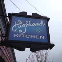 Photo taken at Highland Kitchen by Eric A. on 4/12/2012
