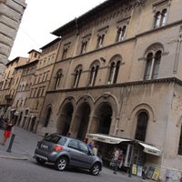 Photo taken at Piazza Giacomo Matteotti by ik0mmi a. on 7/25/2012