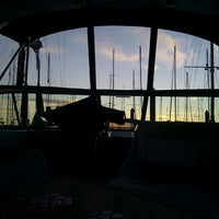 Photo taken at Everett Marina by Nate G. on 4/14/2012