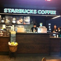 Photo taken at Starbucks by Beatriz V. on 7/29/2012