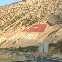 Photo taken at Isparta - Eğirdir Yolu by Zeynep G. on 6/27/2012