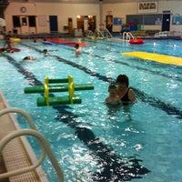 Photo taken at Mountlake Terrace Pool by Kathi S. on 6/30/2012