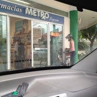 Photo taken at Farmacia Metro by Guille A. on 8/31/2012
