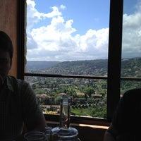 Photo taken at Restaurant La Terrasse by Elizaveta on 4/29/2012