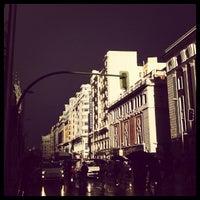 Photo taken at Madrid by Pablo V. on 5/20/2012