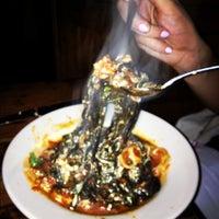 Photo taken at Saggio Restaurant by Christopher P. on 9/1/2012
