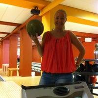 """Photo taken at Bowling """"ONE"""" by Olga C. on 8/19/2012"""