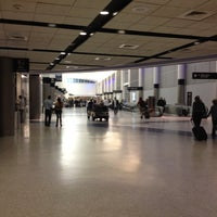 Photo taken at Terminal E by Igor d. on 3/1/2012