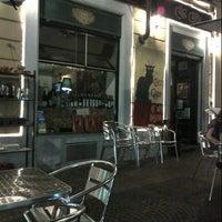 Photo taken at Café des Arts by Ram R. on 7/15/2012
