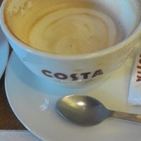 Photo taken at Costa Coffee by Masha N. on 9/13/2012