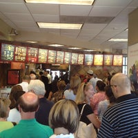 Photo taken at Chick-fil-A by John M. on 8/1/2012