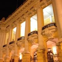 Photo taken at Nhà Hát Lớn Hà Nội (Hanoi Opera House) by Atsushi F. on 5/9/2012