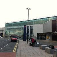 Photo taken at Terminal 3 by Boris P. on 3/18/2012