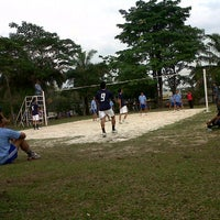 Photo taken at lapangan bola volley ACME by Ronald P. on 6/4/2012