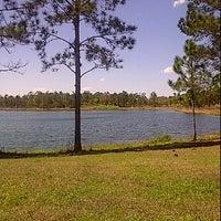 Photo taken at Bear Pond Trailhead by Kristen M. on 3/25/2012