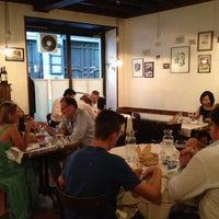 Photo taken at Trattoria Rovello 18 by yoshimitsu s. on 7/11/2012