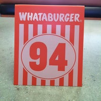 Photo taken at Whataburger by Arnell M. on 7/31/2012