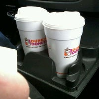 Photo taken at Dunkin' Donuts by Adam L. on 3/16/2012