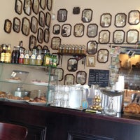 Photo taken at Mahogny Coffee Bar by Sarah L. on 8/31/2012