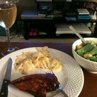 Photo taken at Eatting by Julia P. on 3/8/2012