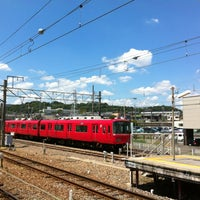 Photo taken at Kō Station (NH04) by じゃんだら す. on 7/2/2012