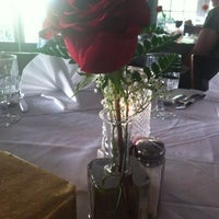 Photo taken at Bugatti Ristorante by Michelle F. on 5/13/2012