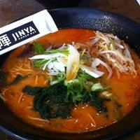 6/11/2012にJustinがRamen Jinyaで撮った写真