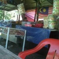 Photo taken at Pulut Panggang Simpang Ampat by Muhammad N. on 5/4/2012