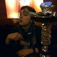 Photo taken at Sahara Café by Levent T. on 4/14/2012