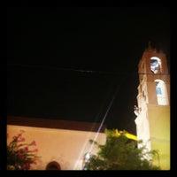 Photo taken at Pythonas sq. by Evi G. on 8/15/2012