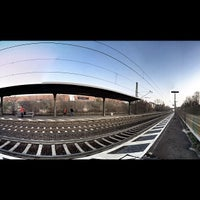 Photo taken at Bahnhof Walluf by Thorsten G. on 3/22/2012