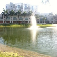 Photo taken at Florida International University by Cory S. on 3/29/2012