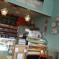Photo taken at Rise & Shine Bakery by Angel S. on 6/14/2012