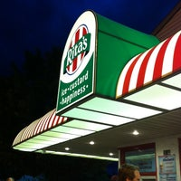 Photo taken at Rita's Water Ice by Angela B. on 5/30/2012