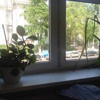 Photo taken at Кафедра РЛ-2 МГТУ им. Н.Э. Баумана by Nadegdantonna on 5/12/2012
