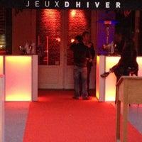 Photo prise au Jeux d'Hiver par Olivier S. le5/16/2012