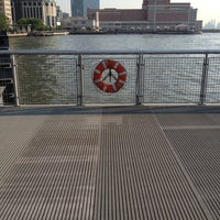 Photo taken at NY Waterway Ferry Terminal Paulus Hook by Jill S. on 6/21/2012