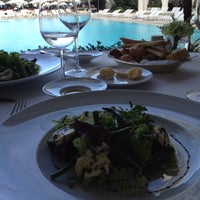 Photo taken at Restaurante Hotel Cipriani by Rodrigo L. on 7/9/2012