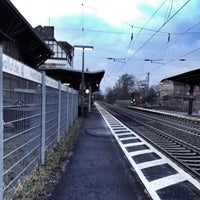 Photo taken at Bahnhof Walluf by Thorsten G. on 3/8/2012