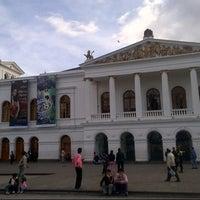 Foto tomada en Teatro Sucre por Cesar E. el 8/11/2012