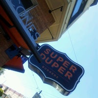 Photo taken at Super Duper Burgers by Kisha K. on 7/31/2012