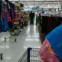 Photo taken at Walmart Supercenter by Dee M. on 3/18/2012
