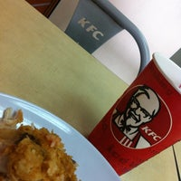 Photo taken at KFC by Wilson L. on 7/21/2012