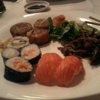Photo taken at Toro Sushi & Grill by Renata C. on 6/10/2012
