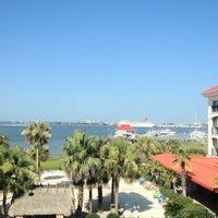 Photo taken at Charleston Harbor Resort & Marina by Mark W. on 7/10/2012