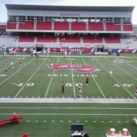 Photo taken at Houchens Industries-L.T. Smith Stadium by Austin W. on 9/1/2012