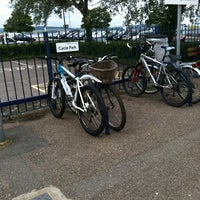 Photo taken at Exmouth Railway Station (EXM) by Elena on 6/25/2012