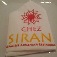 Photo taken at Chez Siran by Aboaziz on 4/15/2012