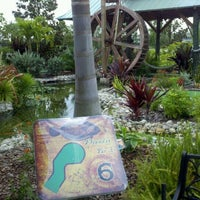 Photo taken at The Fish Hole Mini Golf by andreasings1 on 5/19/2012