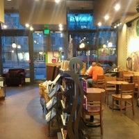 Photo taken at Starbucks by Sam Y. on 4/18/2012